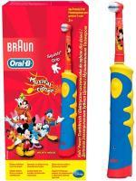 Музыкальная зубная щетка BRAUN Oral-B Kids Mickey Mouse